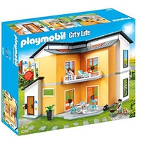 Playmobil City Life Modernes Wohnhaus