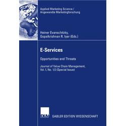 E-Services: Buch von