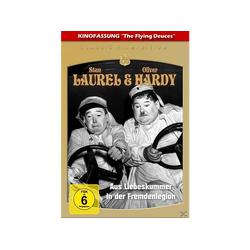Aus Liebeskummer In Der Fremdenlegion DVD