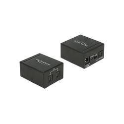 Delock Switch 2x TOSLINK in > 1x TOSLINK out Netzwerk-Switch