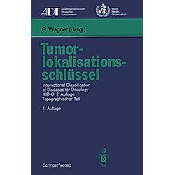 Tumorlokalisationsschlüssel - Buch