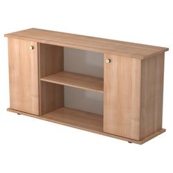 KAPA SB | Sideboard | mit Türen - Nussbaum mit Knauf Sideboard