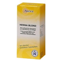 HENNA blond Pulver 100 g