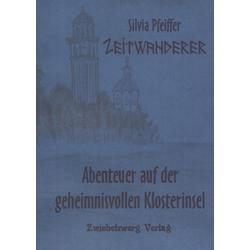 Zeitwanderer als Buch von Silvia Pfeiffer
