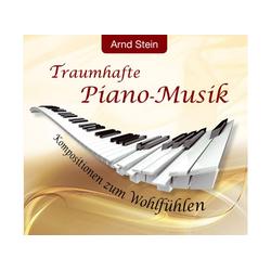 CD Traumhafte Piano-Musik von Dr. Arnd Stein