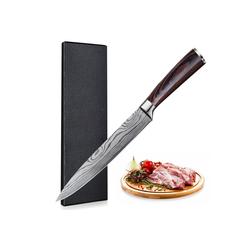 Home safety Fleischmesser Home Safety Fleischmesser Japanisches Kochmesser aus Hochwertigem Carbonstahl