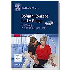Bobath-Konzept in der Pflege  m. DVD-ROM. Birgit Dammshäuser  - Buch