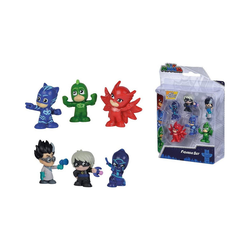 SIMBA Actionfigur PJ Masks Mini Figuren Set