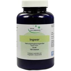 INGWER PULVER 100 g