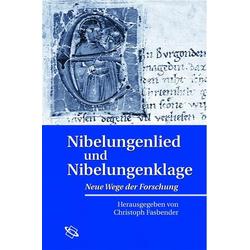 Nibelungenlied und Nibelungenklage als Buch von