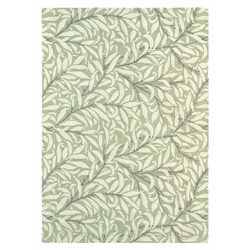 Wollteppich Willow Bough (Elfenbein; 200 x 280 cm)
