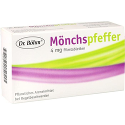 Dr. Böhm Mönchspfeffer 4mg