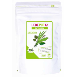 Bio-Supergreen Superfood - 100 g Beutel - LEBEPUR -