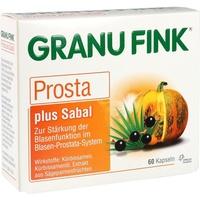 Omega Pharma Deutschland GmbH GRANU FINK Prosta plus Sabal Hartkapseln