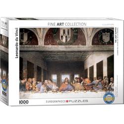 EUROGRAPHICS Puzzle Puzzles 501 bis 1000 Teile 6000-1320, Puzzleteile