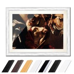 Bilderdepot24 Wandbild, Caravaggio - Dornenkrönung bunt 30 cm x 20 cm