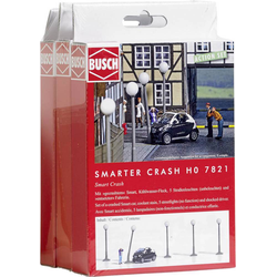 Busch er Crash H0 BU 3 Action Sets mit Figuren, Modelleisenbahn