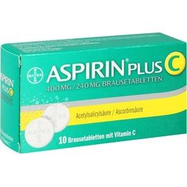 BAYER Aspirin Plus C