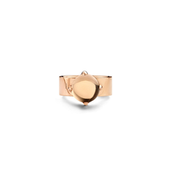 melano Ring-Set rosa 56