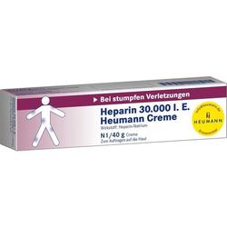 Heparin 30000 Heumann Creme