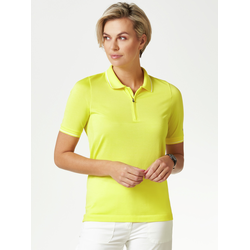 Klepper Damen Klima Polo Zitrone 38 38