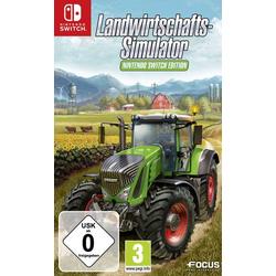 Landwirtschafts-Simulator Nintendo Switch USK: 0