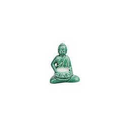BUTLERS Buddhafigur BUDDHA Statue für Teelicht Höhe 12cm