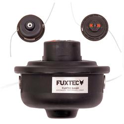 FUXTEC Doppelfadenkopf schwarz nur für die Rasentrimmer RT126 & RT226 -  EASY FIT
