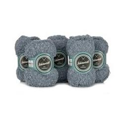 Strick-Set Pullover aus Lacegarn 5x 50g. 5tlg.