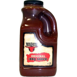 Kraft Bull's-Eye BBQ Sauce Original 2000ml