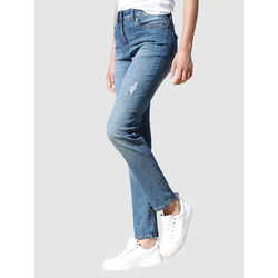 Dress In Jeans Sabine Slim blau 21Kurz