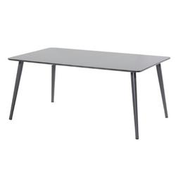 Hartman Gartentisch Hartman Studio HPL Tisch 170x100cm dunkelgrau