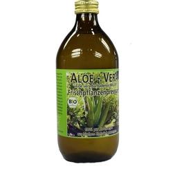 Aloe Vera Frischpflanzensaft