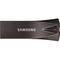 Samsung BAR Plus USB-Stick 64GB Titan-Grau MUF-64BE4/APC USB 3.1