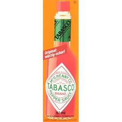 Mc Ilhenny Tabascosauce, 57ml, 2er Pack (2 x 57 g Packung)