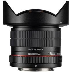 walimex pro 8mm F3,5 Fisheye II APS-C Sony A Objektiv