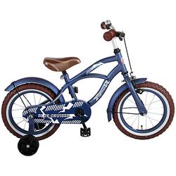 Blue Cruiser Kinderfahrrad - Jungen - 14 Zoll - Blau - blau
