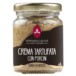 Calugi Trüffelcreme - feinste Creme vom weissen Trüffel, 85g