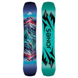 Jones Twin Sister Damen Snowboard 21 Directional All Mountain, Länge in cm: 155