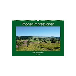 Rhöner Impressionen (Wandkalender 2021 DIN A3 quer)
