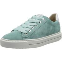 Ara Shoes Ara Courtyard Plateausneaker in komfortabler Schuhweite: weit blau 9 (43)