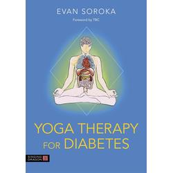 Yoga Therapy for Diabetes: eBook von Evan Soroka