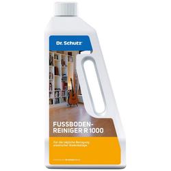 Bodenreiniger Dr. Schutz Fussbodenreiniger R 1000, 750 ml weiß