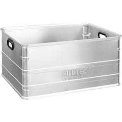 Alutec U 161 40161 Transportkiste Aluminium (L x B x H) 780 x 587 x 360mm