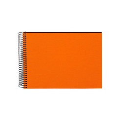 Goldbuch Album Spiralalbum Bella Vista 20992 orange