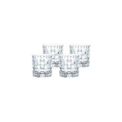 Nachtmann Whiskyglas Bossa Nova SOF Whisky Gläser 4er Set (4-tlg)