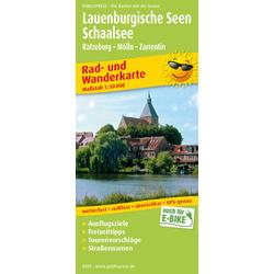 Lauenburgische Seen - Schaalsee 1:50 000
