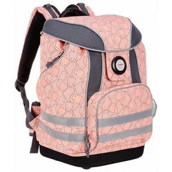 Lässig Schulrucksack 4Kids School Bag, Spooky Peach