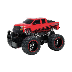 New Bright Spielzeug-Auto New Bright RC - Auto Chevy Silverado 1:24
