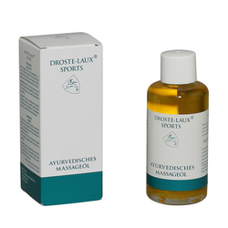 Droste Laux Ayurvedisches Massageöl 100ml